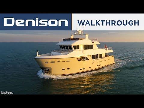 Cantiere delle Marche CdM Expedition Yacht [Walkthrough]