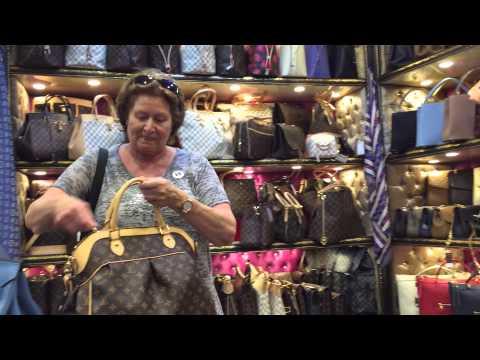 Istanbul - fake purses