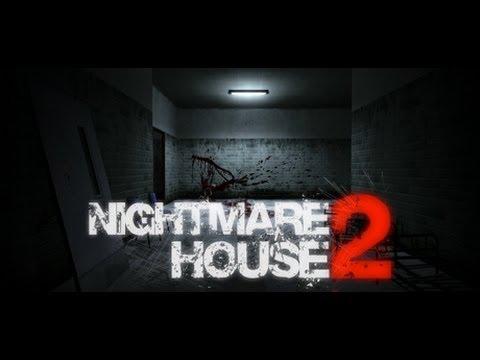 Давайте поиграем в Nightmare House 2 часть 1