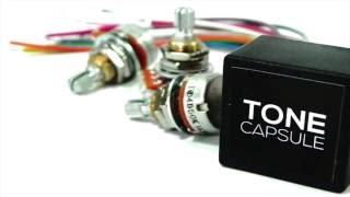 Darkglass Electronics Tone Capsule (onboard bass preamp) Demo