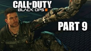 Call of Duty Black Ops 3 Walkthrough Part 9 - Mission 9 SAND CASTLE (1080p BO3 60fps Gameplay)