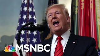 More Depositions On Deck As Democrats Push Forward With Impeachment | Velshi & Ruhle | MSNBC