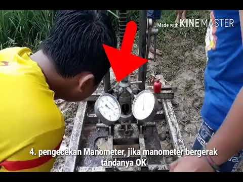 Tahap Praktek Sondir Tanah Teknik Sipil Youtube