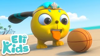 Laughing with CoCoDuck   Funny Cartoon for Kids