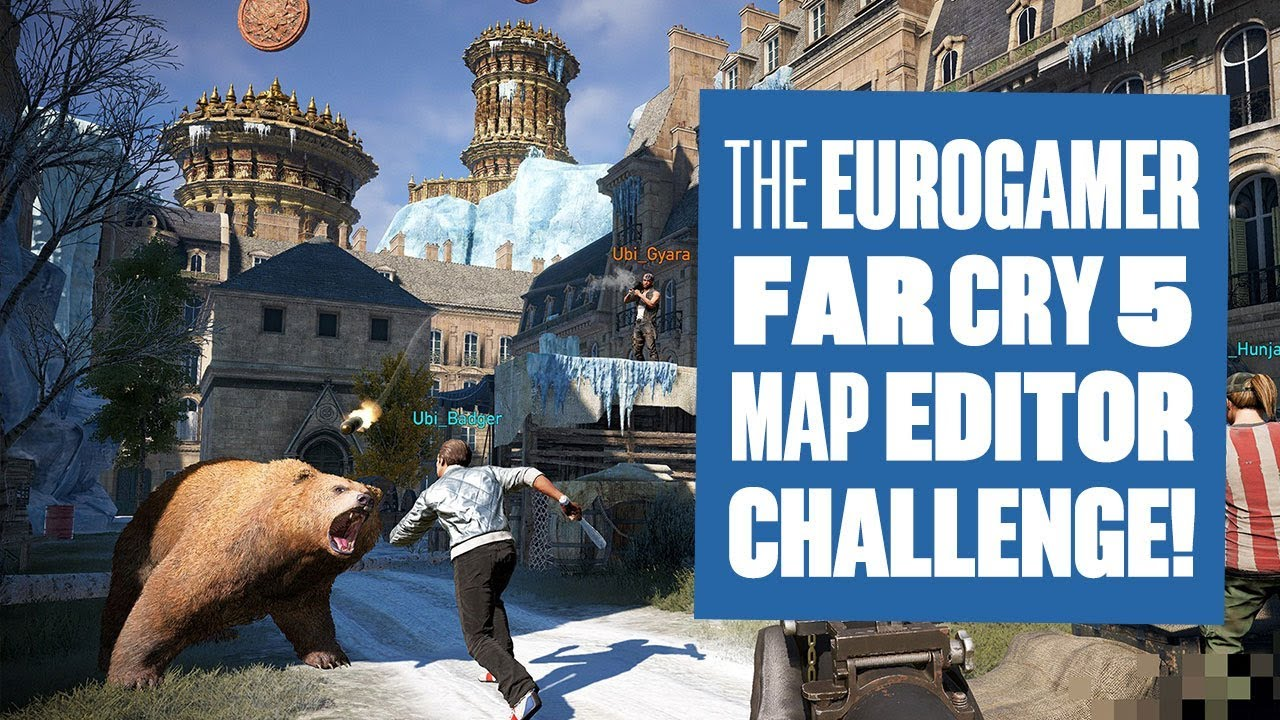 The far cry 5 map editor challenge far cry 5 map editor gameplay the far cry 5 map editor challenge far cry 5 map editor gameplay gumiabroncs Gallery