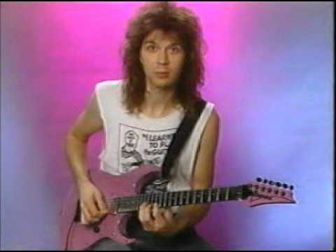Paul Gilbert Intense Rock 1 FULL Lesson