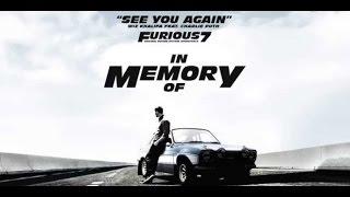 See You Again Wiz Khalifa Sub Español (Fast and Furious 7)