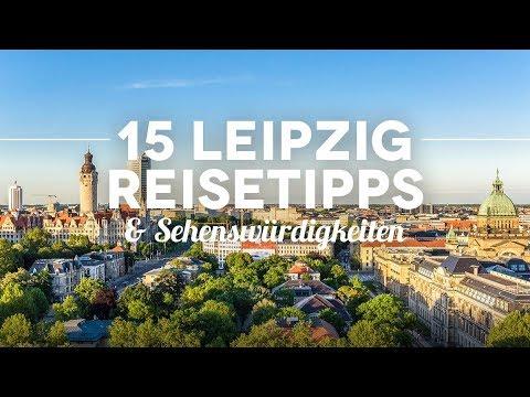 15 großartige Leipzig Reisetipps & Sehenswürdigkeiten