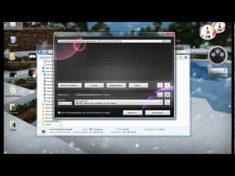 Kostenlose Programm Vostellung (Free Video to Flash Converter) -Schneller Videos Hochladen-