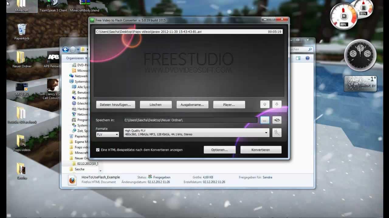 Video Online Hochladen