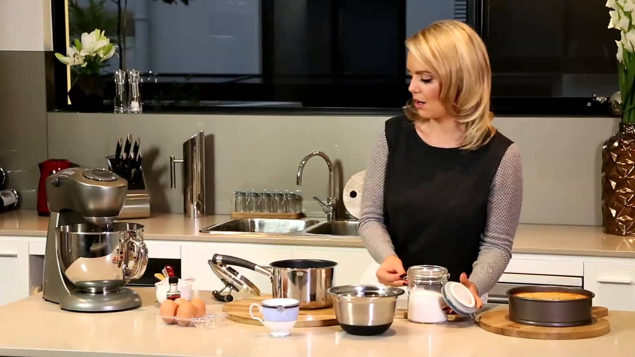 How to cook up a storm in your kitchen with Louise Pillidge – Episode 4