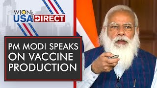 WION-USA Direct: PM Modi on UK's vaccine recognition row | Latest World English News | WION News