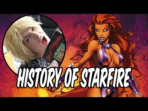 History of Starfire - The Alien of Joy from YouTube · Duration:  16 minutes 1 seconds