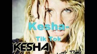 Kesha- Tik Tok (Karaoke/instrumental) W/ Download