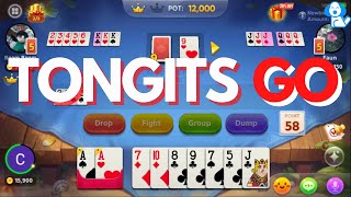 Tongits Go - Exciting and Competitive Card Game - Gameplay screenshot 1