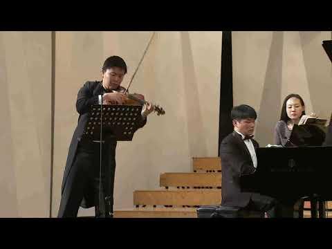 Beethoven Violin Sonata No. 5 in F major Op. 24 (1/2)