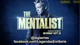 The Mentalist Season 5 Promo #1 (HD) - Legendado PT-BR