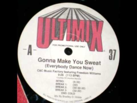 C & C Music Factory - Gonna Make You Sweat (Ultimix Remix)