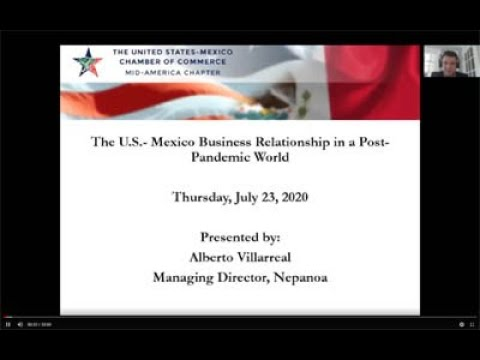 The US-Mexico Business Relationship in the Post-Pandemic World