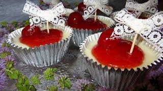 Cupcakes De Crema De Limón Sin Gluten! Sin Horno!  | Larosadeazúcar
