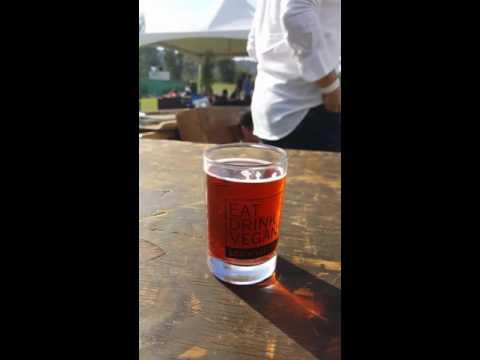 vegan food and beer in pasadena