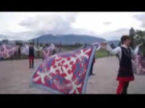 BillyWatson.TV - Flag Wavers in Umbria