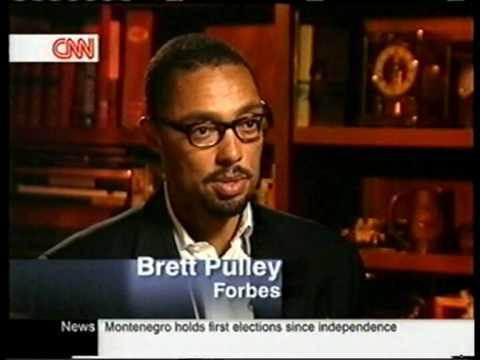 Damon Dash CNN Business Report Teil 1
