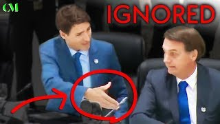 Trudeau IGNORED AGAIN At G20 - Social Coach Tells What He SHOULD HAVE Done