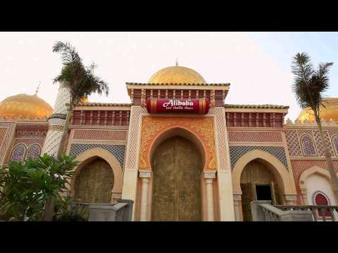 Making of Adlabs Imagica! Travel Video