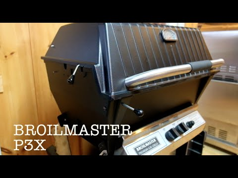 The BroilMaster P3X Grill Overview, Demo, & Review