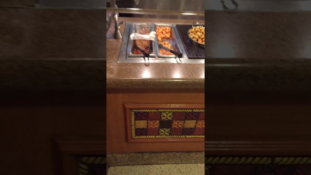 Casino lunch buffet gold coast