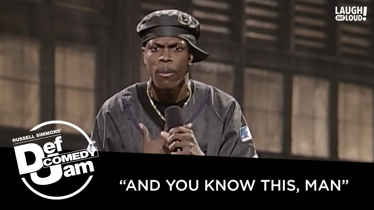 Chris Tucker Talks Rats, Roaches, Pimps and Jacksons | Def Comedy Jam | Laugh Out Loud Network