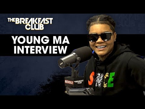 Uptown Angela - Young M.A. is Doing What???