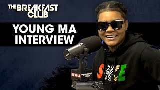 Young M.A. Talks New Album, Relationships, Directing Adult Films + More
