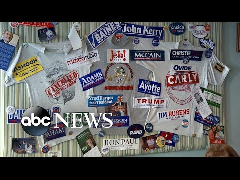 Republican Presidential Candidates Reach Out to Undecided Voters