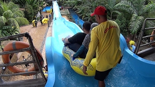 Monsoon Water Slide at Wet World Water Park