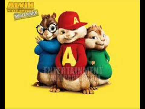 Alvin and the cipmunks o tre rote.