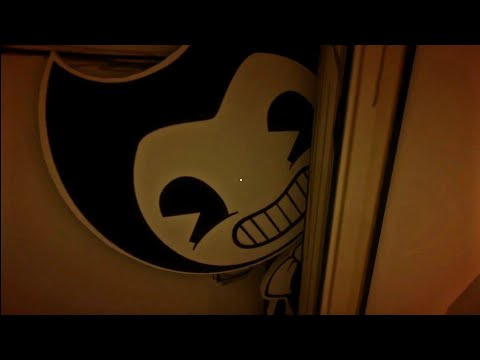 BRAND NEW Bendy Chapter 1 Gameplay! SO MUCH INK! ALL NEW!