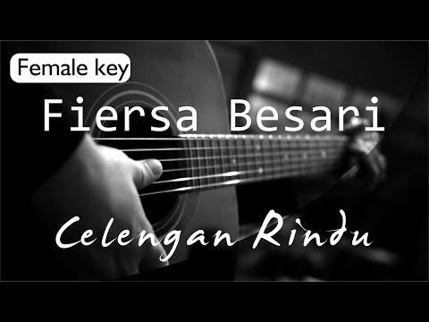 celengan-rindu---fiersa-besari-female-key-(-acoustic-karaoke-)