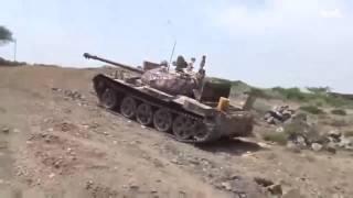 تحركات للجيش اليمني لفك الحصار عن غرب تعز