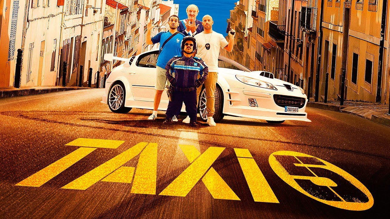 Taxi 5 Stream Deutsch