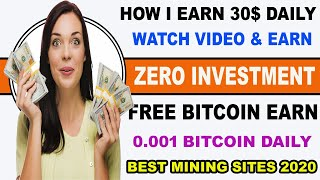Legit New Free Earning sites 2020 |Earn 30$ Daily Without Investment |Live Proof