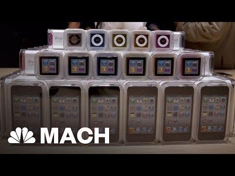 The iPod Era Is Ending | Mach | NBC News