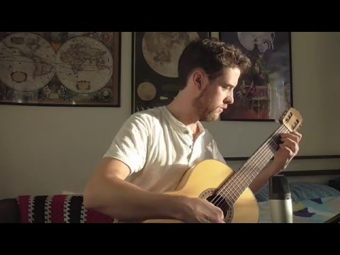 'The Nightmare Begins' from Final Fantasy VII - Classical Guitar