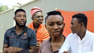 Virgin From Edo (Real House of Comedy Ft Ogaflex)