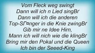Seeed - Grosshirn Lyrics
