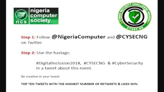 Nigeria Computer society Annual Conference Holding in Ibadan