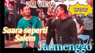 Orang Riau buat kejutan vocal mirip Salem.. Jasmenggo- Di Pintu Mahligai cover.. 🙏😁