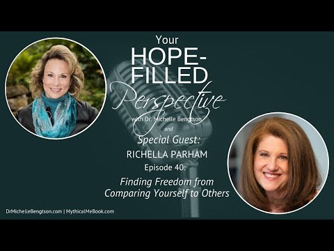 Finding Freedom from Comparing Yourself to Others - Episode 40