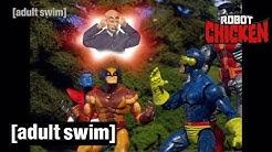Robot Chicken | Best of X-Men | Adult Swim